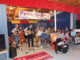 Erik & The Peacemakers meets Francis-Band