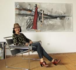 Ausstellung Christine Wieland