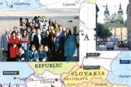 Brücke zwischen Ukraine / Galizien und Starnberg