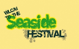 Wlcm to the Seaside Festival